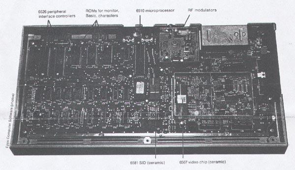 MayhemUK Commodore 64 archive