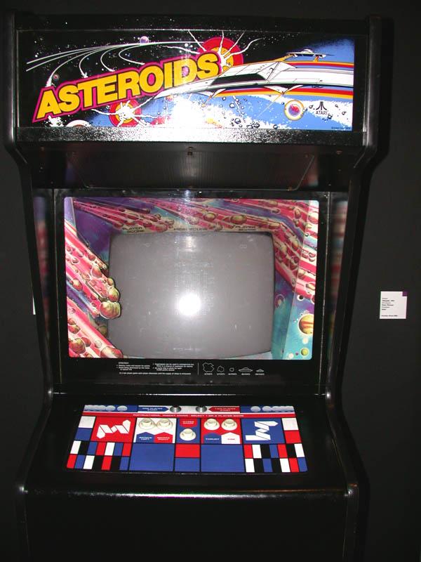 asteroid machine